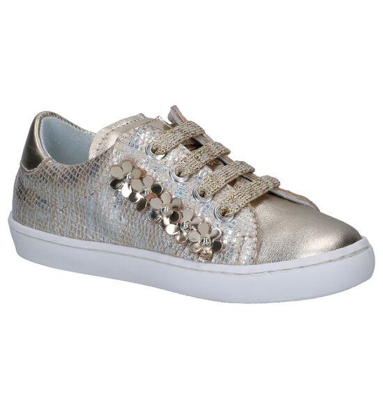Beberlis Gouden Sneakers