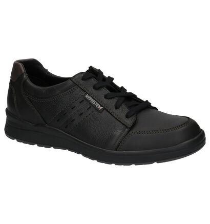 Mephisto Vincette Nevada Chaussures basses en Noir en cuir (259900)
