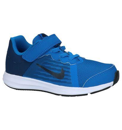 Nike Downshifter Blauwe Sneakers, Blauw, pdp