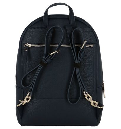 Donkerblauwe Damesrugzak Tommy Hilfiger TH Core Mini Backpack in kunstleer (252325)