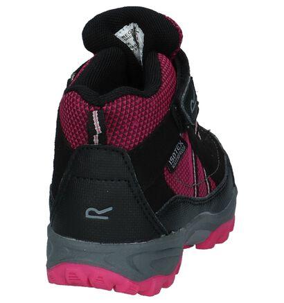 Regatta Chaussures de randonnée en Rose fuchsia en textile (226622)
