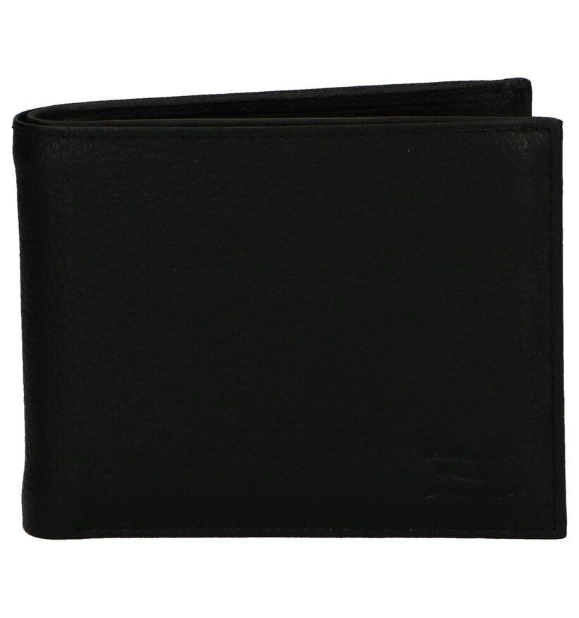 Crinkles Portefeuilles en Noir en cuir (237397)