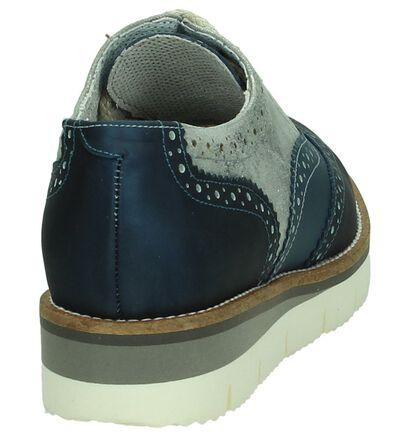 Pedro Miralles Chaussures à lacets  (Bleu), Bleu, pdp