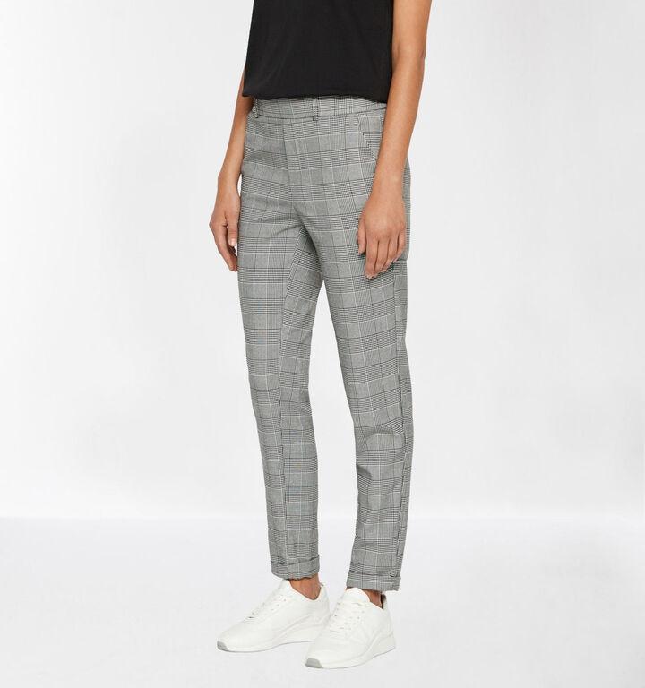 Vero Moda Maya 30 inch Pantalon à Carreaux