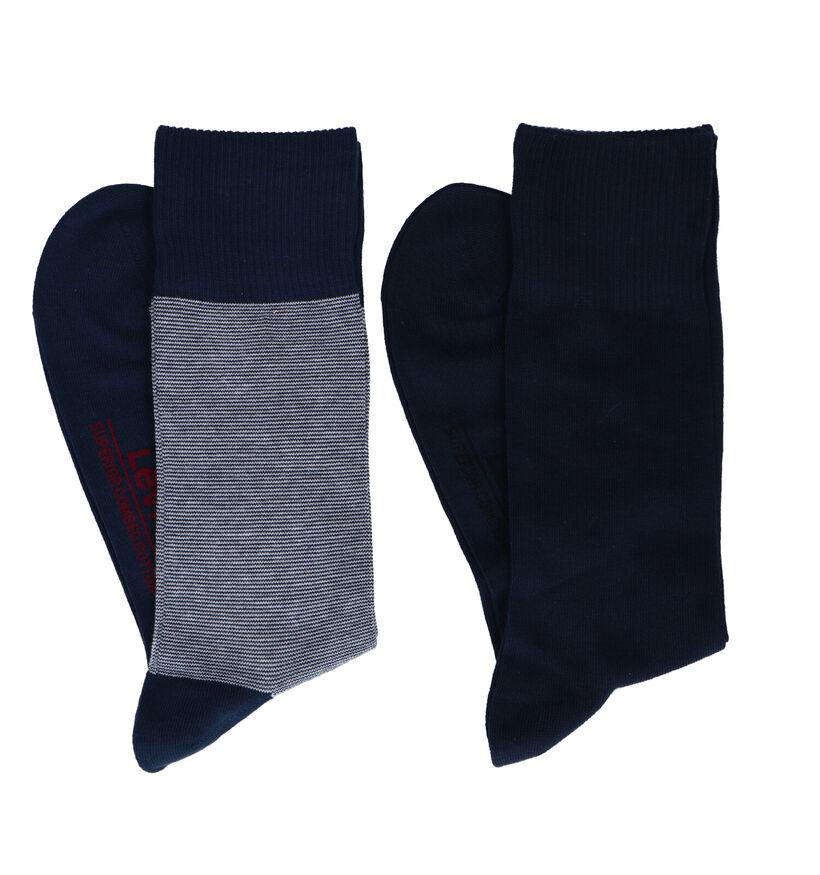 Levi's Blauwe Sokken - 2 Paar (280155)