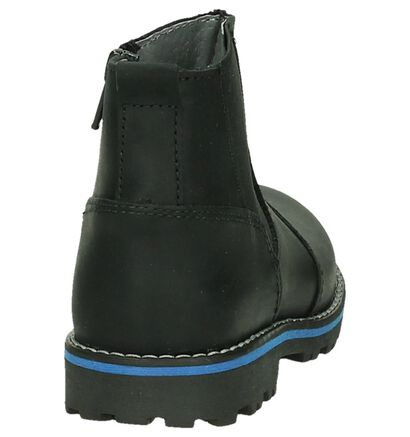 M Kids Zwarte Stoere Boots, Zwart, pdp
