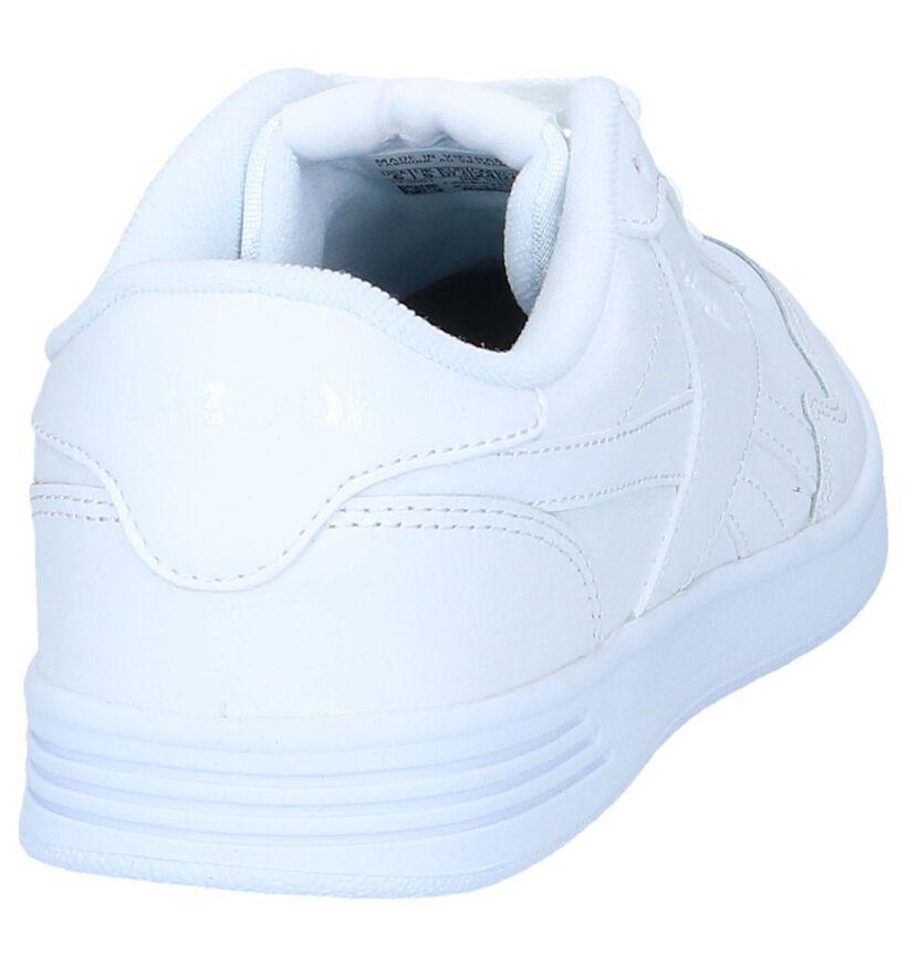 Reebok Royal Techqu Witte Sneakers in kunstleer (274030)