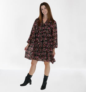 Vero Moda Millo Robe en Noir (285899)