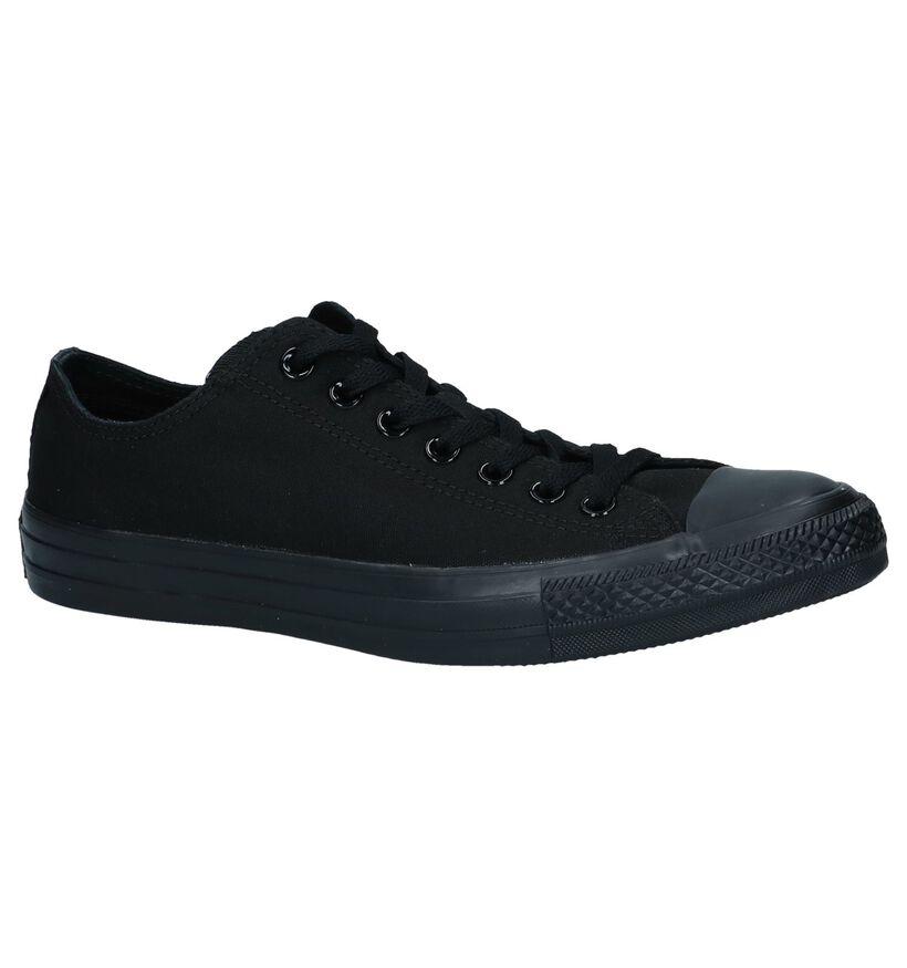 Zwarte Sneakers Converse Chuck Taylor AS in stof (238389)