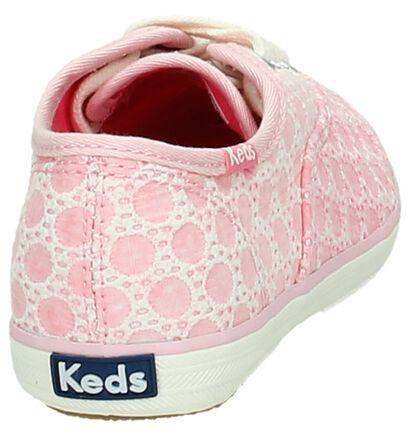 Keds Baskets basses  (Rose pastel), Rose, pdp
