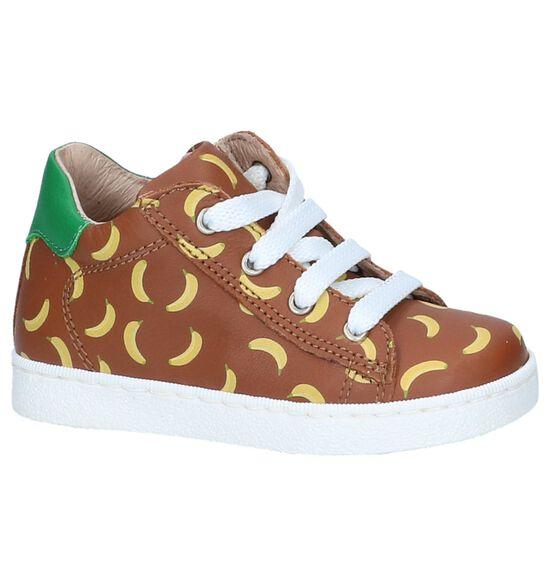 Bumba Chaussures hautes en Marron