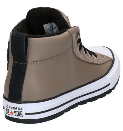 Converse Chuck Taylor AS Street Cognac Sneakers in leer (263448)
