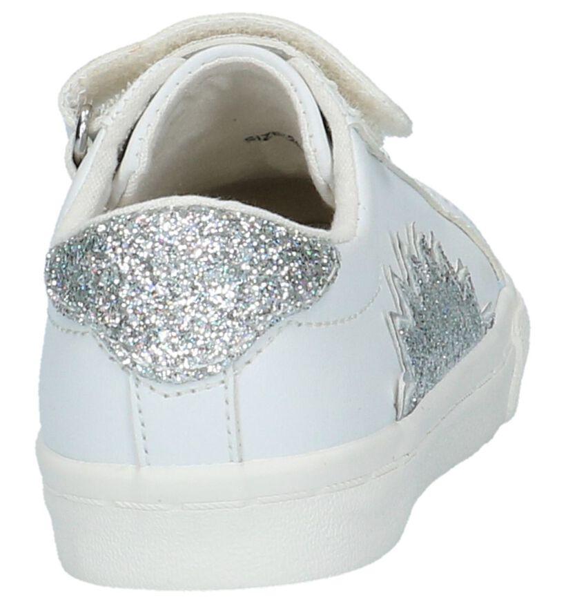 Little David Chaussures basses en Blanc en simili cuir (217960)