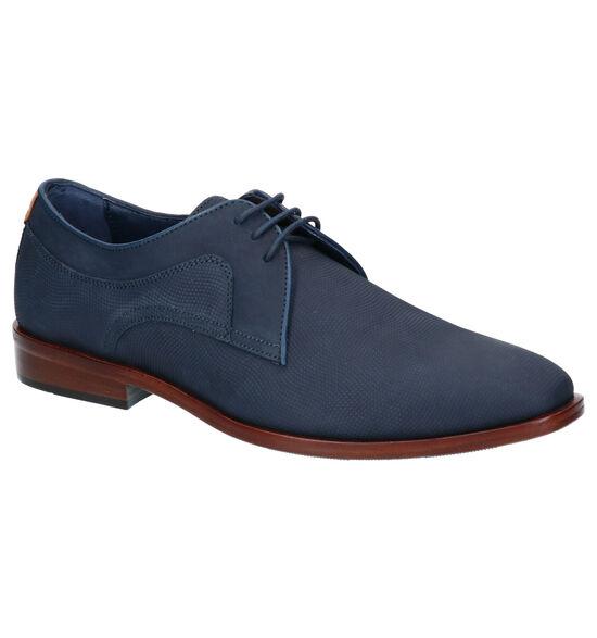 Via Borgo Chaussures habillées en Bleu foncé