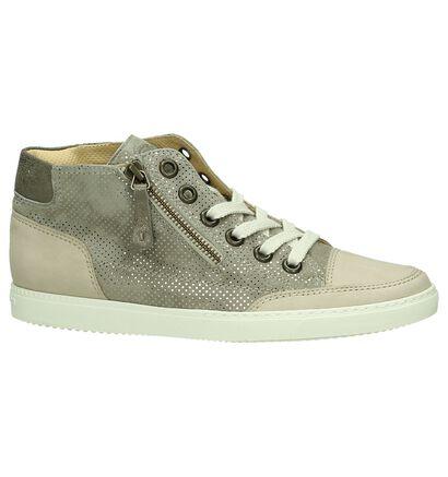 Paul Green Hoge Sneakers, Taupe, pdp