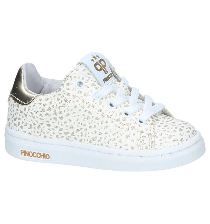 Pinocchio Chaussures basses en Blanc en cuir (246909)