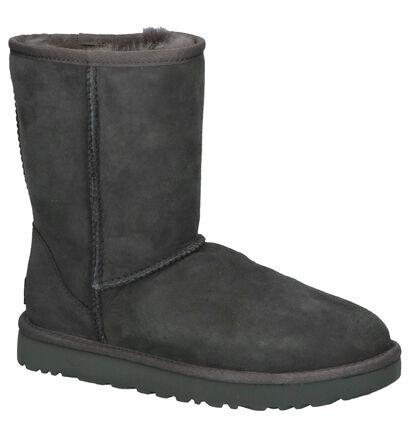 UGG Classic Zwarte Laarzen, Grijs, pdp