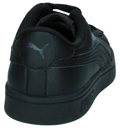 Zwarte Sneakers Puma Smash v2, Zwart, pdp