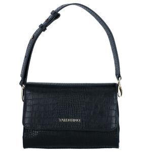 Valentino Handbags Winter Memento Sac porté croisé en Noir en simili cuir (283149)