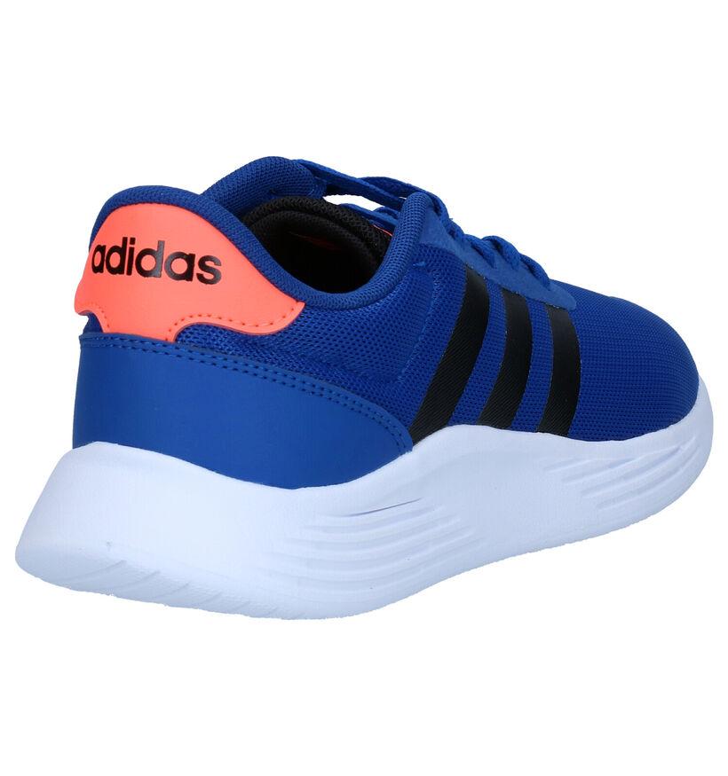 adidas Lite Racer 2.0 K Blauwe Sneakers in kunstleer (264924)