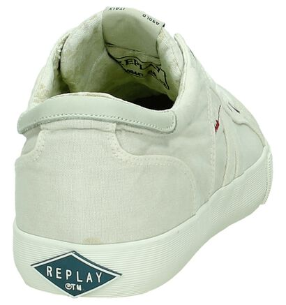 Replay Sneakers basses  (Écru), Beige, pdp
