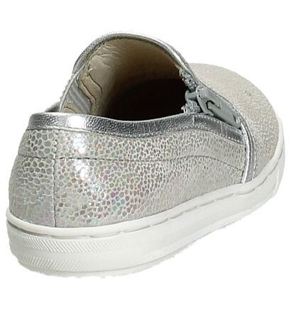 Apples & Pears Chaussures slip-on  (Argent), Argent, pdp
