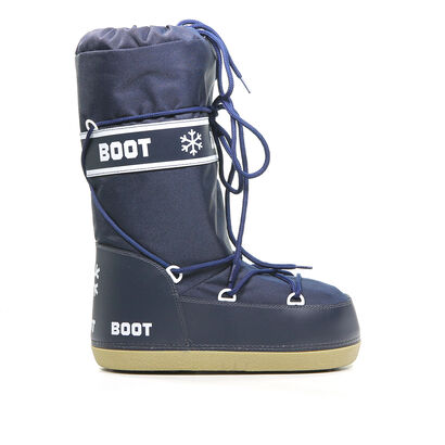 Sterkens Blauwe Snowboots, Blauw, pdp