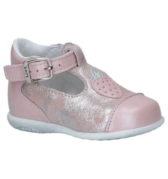 Roze Babyschoentjes Bopy Zaniel