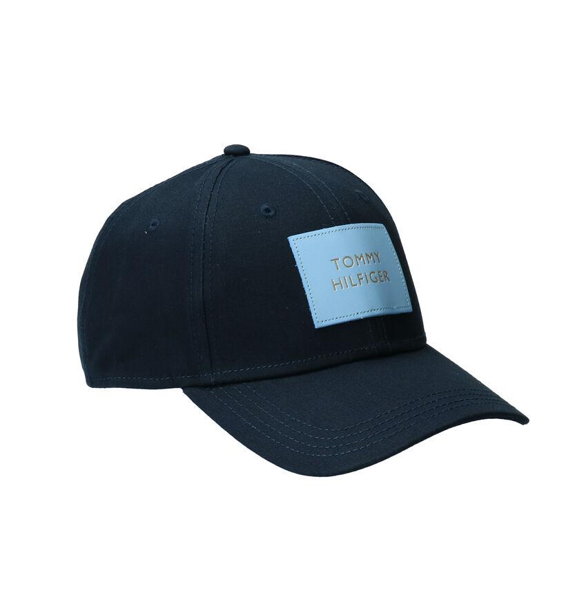 Tommy Hilfiger Patch Casquette en Bleu foncé (252354)