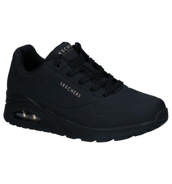 Skechers Uno Baskets en Noir