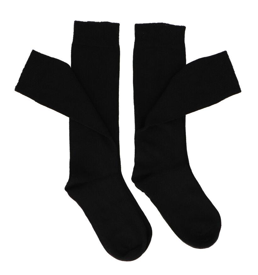 Camano Zwarte Sokken - 2 Paar (283029)