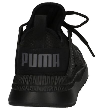 Zwarte Puma Pacer Next Cage Sneakers in stof (209964)