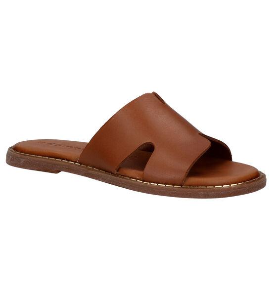 Tamaris TOUCH it Cognac Slippers