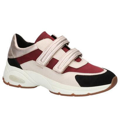 Geox Sneakers Beige in leer (255269)