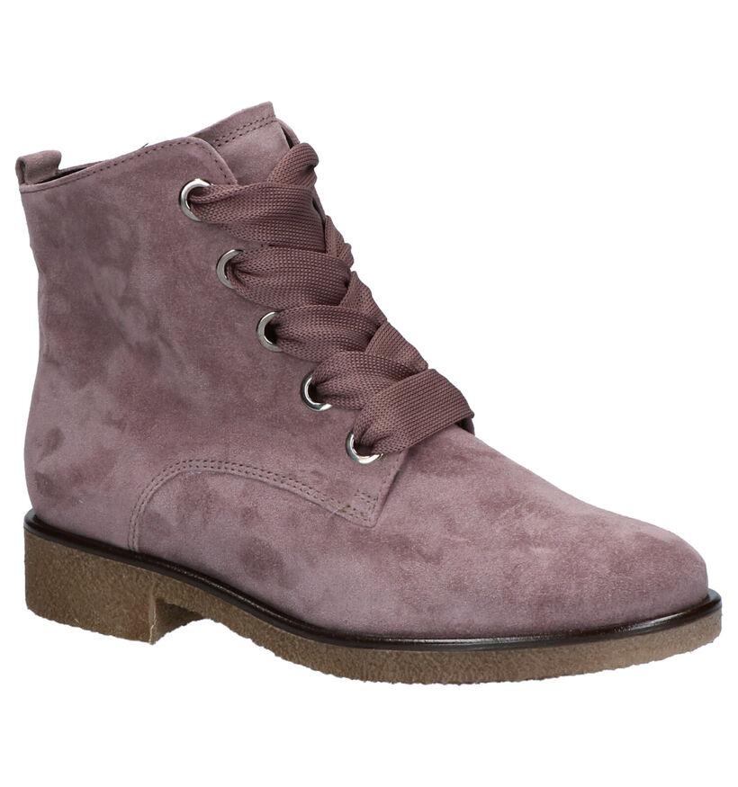 Gabor Kaki Boots in daim (260231)