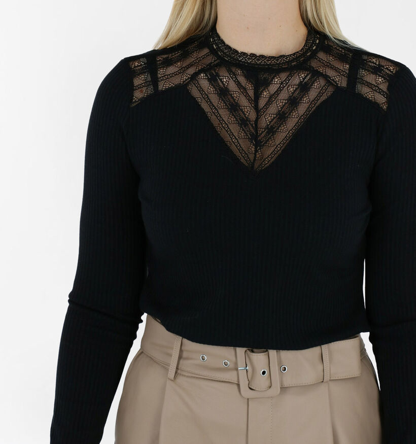 Tramontana Zwarte T-shirt (282041)