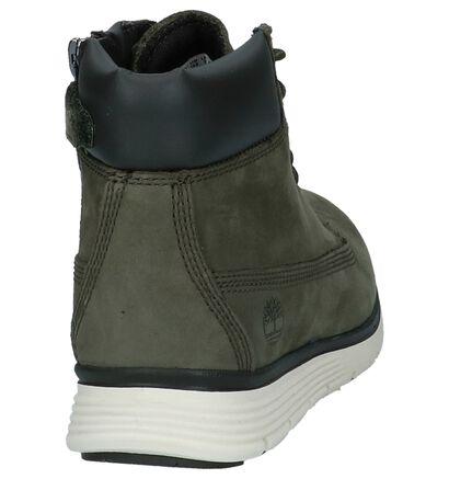 Timberland Killington 6 Inch Chaussures hautes en Bleu en nubuck (254738)