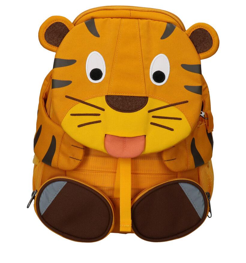 Affenzahn Tiger Gele Kinderrugzak in stof (285795)