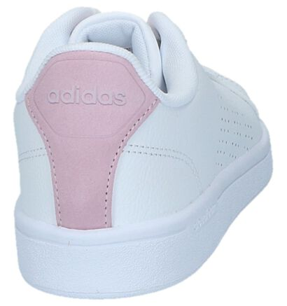 adidas Advantage CL W Sneakers Wit in leer (236758)