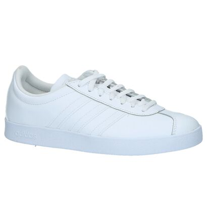 Lage Sneakers Wit adidas VL Court, Wit, pdp