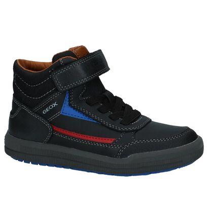 Geox Chaussures hautes en Marron en cuir (223168)