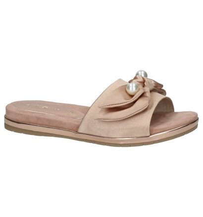 Tamaris Touch it Roze Slippers, Roze, pdp