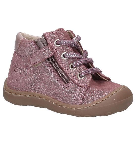 Bopy Jejou Chaussures pour bébé en Rose