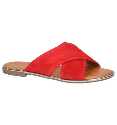 Rode Slippers Hampton Bays, Rood, pdp