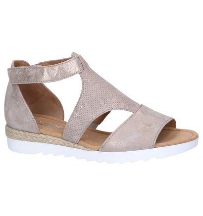 Taupe Sandalen Gabor Comfort, Taupe, pdp