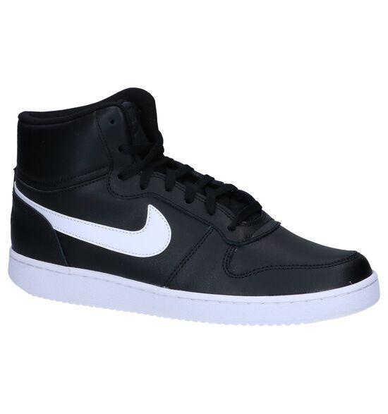 Nike Ebernon Baskets hautes en Noir