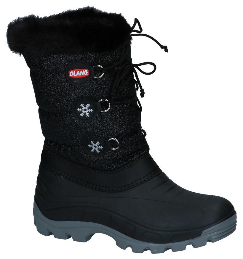 Olang Bottes de neige en Noir en synthétique (233053)