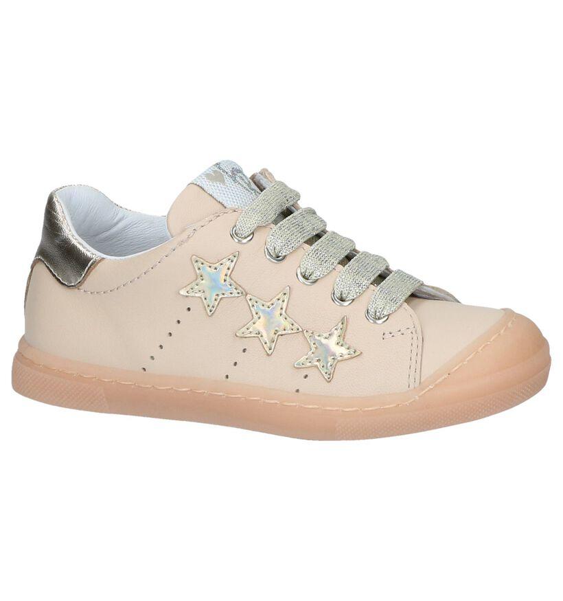 FR by Romagnoli Chaussures basses en Rose en cuir (239949)