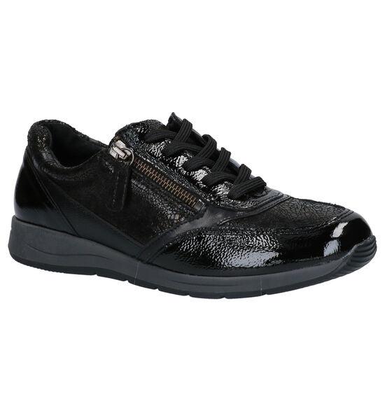 Mirel Chaussures à lacets en Noir