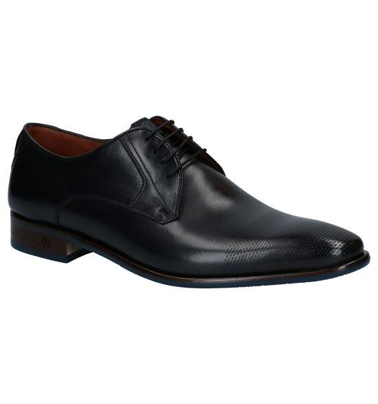 Ambiorix Gavino Chaussures à Lacets en Noir